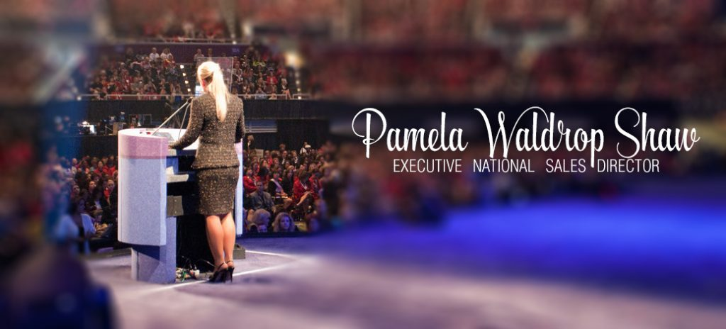 """The secret to Independent Executive Senior National Sales Director, Pamela Waldrop Shaw's success at work and home is revealed in her trademark motto, """"Time invested in one area is time away from another. You have to be very aware about your 'yes and no' realizing that living your BEST requires making Intentional choices. Success accumulates over the collection wisely lived days, but so does failure accumulate from choices over time!"""""""