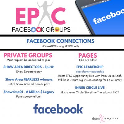 PS-EPIC Social Media